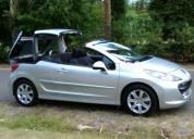 Peugeot 207 cc 120 hp 16 valvulas modelo 2009