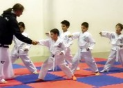 Taekwondo kids itf villa urquiza niÑos y niÑas de 4 a 8 aÑos comienza el 2018