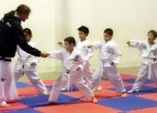 Taekwondo kids itf  niÑos y niÑas clases virtuales