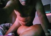 Masaje erótico para dama