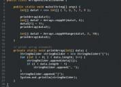 Cursos de programación imperativa