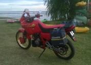 Vendo moto honda 650