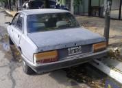 Peugeot 505 1987 con gnc grande 23000pesos