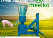 Meelko peletizadora para balanceados mkfd150p.