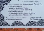 Consultora psicológica giovanna de bardeci