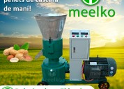 Peletizadora mkfd200a para alfalfas