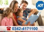 La mejor alarma - adt - tel (0342) 4171100