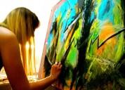 Clases.taller de dibujo y pintura en palermo, niño