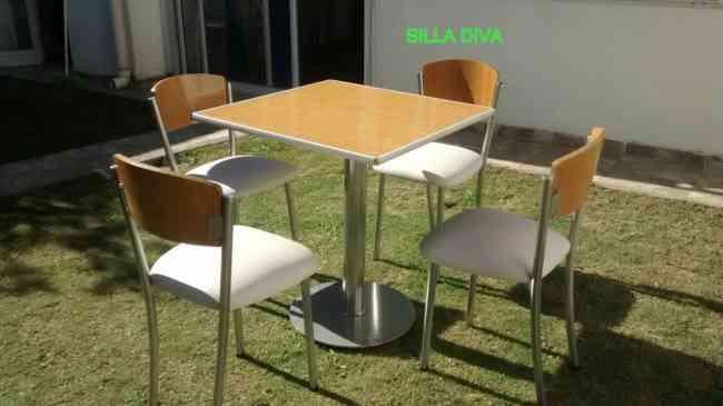 Mesas Y Sillas Para Bar Y Restaurante Alta Gracia Publicar Fácil