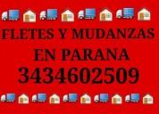 Fletes y mudanzas en parana 154602509