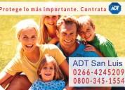 Adt san luis | monitoreo | tel (0266) 4245209