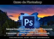 Curso de photoshop - atención personalizada