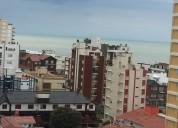 Z. centro vendo depto 2amb.  balcon y vista al mar