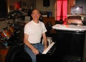 Clases de piano teclados para la tercera edad