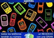 Oportunidad negocios ganancias-telefonia satelital