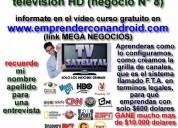 Oportunidad de obtener ganancias con television sa