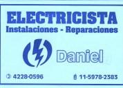 Electricista : reparaciones , instalaciones