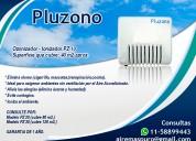 Ozonizador de aire, evite contagios de virus.