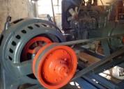 Generador westinghouse de 135 kva