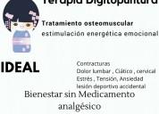 Shiatsu terapia digitopuntura tratamientos osteomu