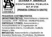 Estudio contable y consultoria integral