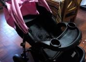 Vendo carrito de bebe con huevito $4500