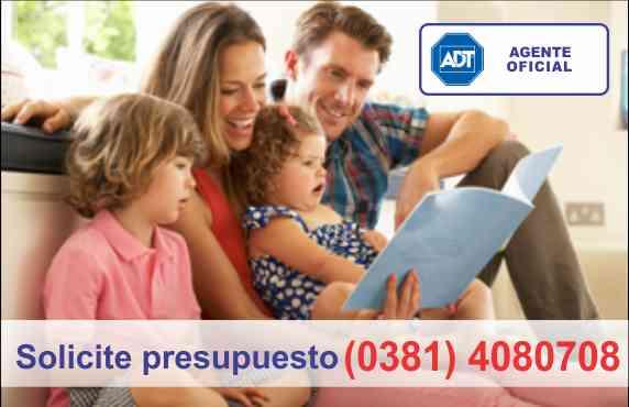 Adt en Tucumán   Agente Oficial   (0381) 4080708