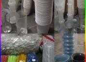 Vendo variedad de vasos a precio muy economico!