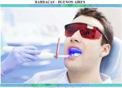 Blanqueamiento dental - barracas