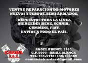 Carda s.r.l. - venta de semi armados y repuestos