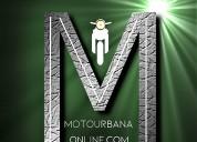 Motourbana online cultura de moto en una revista