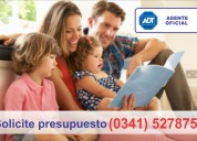 (0341) 527875 | alarmas para casas y empresas adt