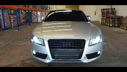 Vendo Audi A5 coupe 2011 con 86.000kms