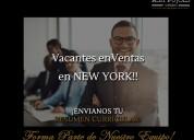 Vacantes aperturas de nuevas oficinas en new york