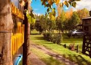 Alquilo cabañas en el manzano histórico tunuyan