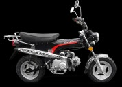 Vendo, remato moto zanella hot 90cc