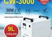 Enfriador de agua cw3000