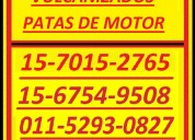 Piezas especiales 15-7015-2765 patas motor vu...