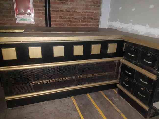 Muebles metalicos con cajones y cerradura únicos !