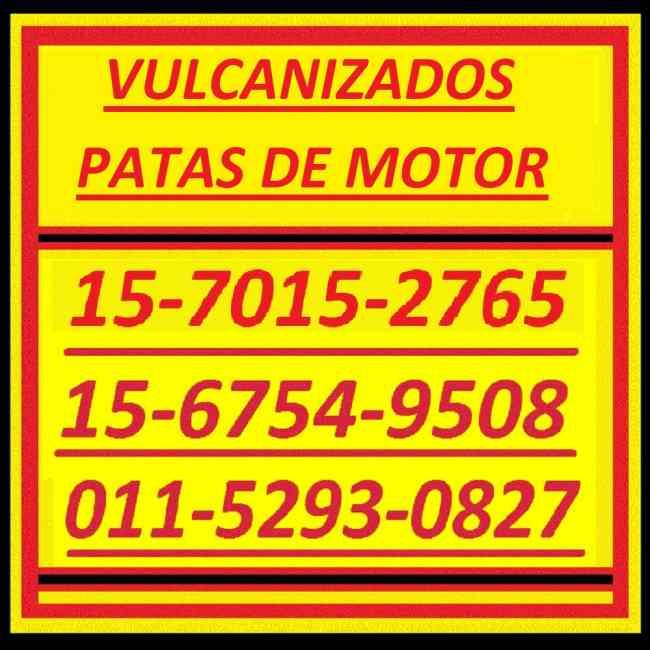 C- Piezas Especiales 15-7015-2765 Patas Motor Vulc