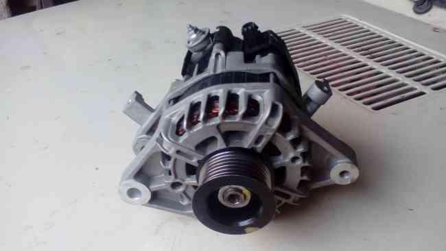 vendo Alternador Valeo Toyota Etios 2012 12v 70amp