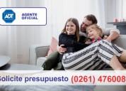 Adt mendoza (0261)-4760081 agente oficial