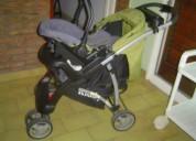 Cochecito bebe marca kiddy c30 travel system con h