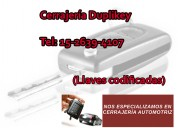 Cerrajeria automotor tel: 1126394107