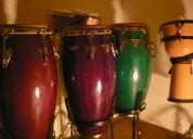 Pablo bedek percusión