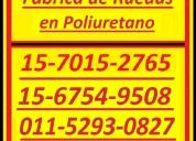 Poliuretano ruedas 15-7015-2765 ruedas poliuretano
