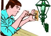 Tecnico electricista trabajos garantizados