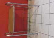 Mesa tv usada metalica