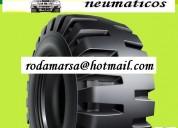 Neumatico 600 x 9 set camara y protector rodamarsa