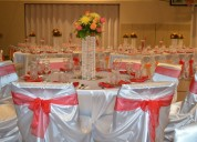 Catering para fiestas y eventos con todo incluido